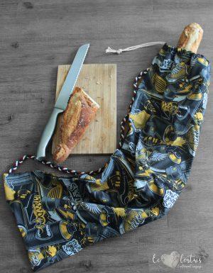 Sac à pain avec bandoulière – 08 – Street style