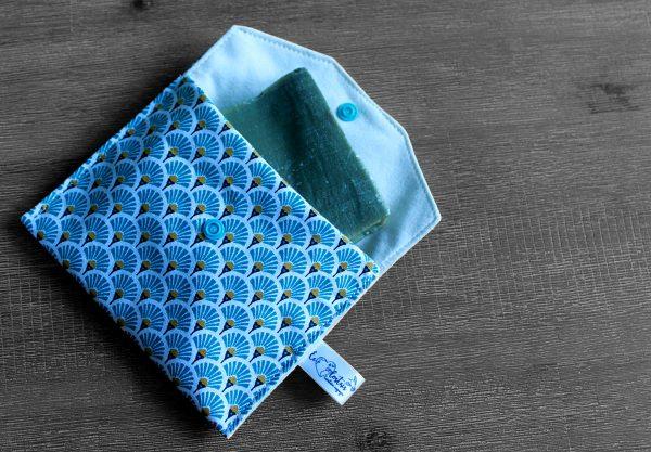 pochette savon